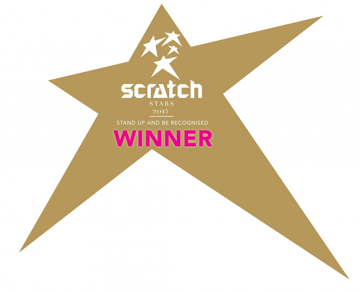 CROPPED Scratch Stars Winner logo STAR