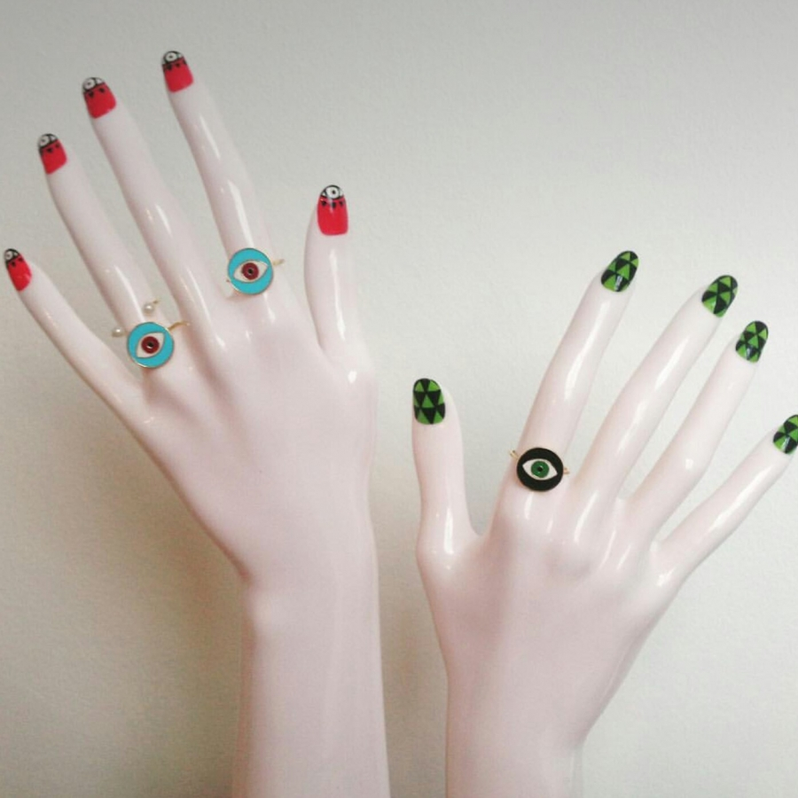 Nail art in London NAILS BY METS Eyland (2) - Nails by Mets Nails by ...