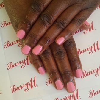 Pop Up Nail Bar London Mobile Manicurist Technician Nails