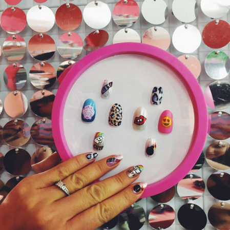 Skinny Dip Pop Up Nail Bar