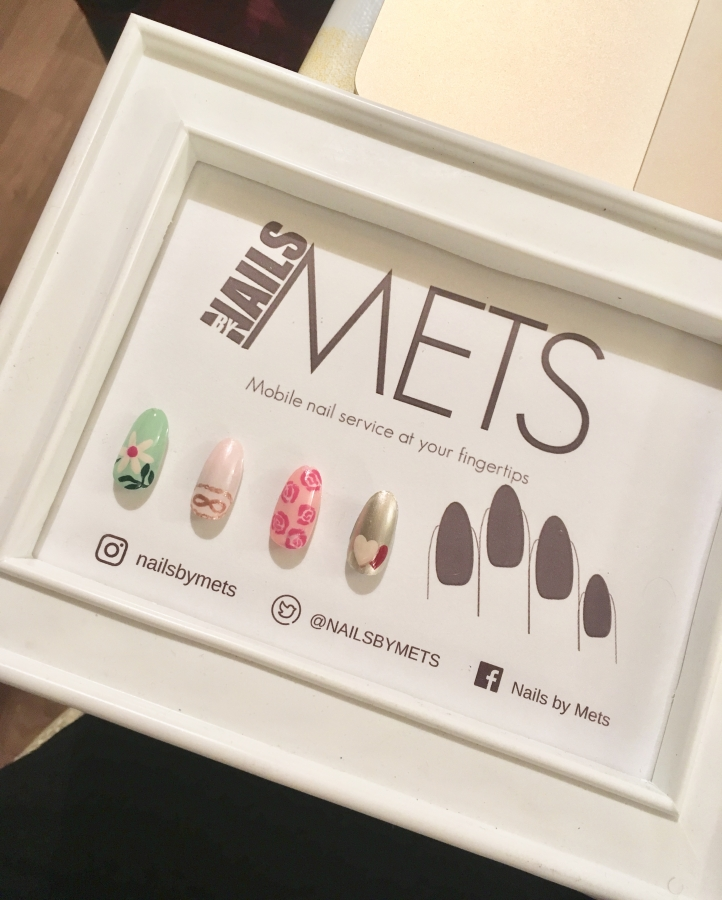 Nail Art in London