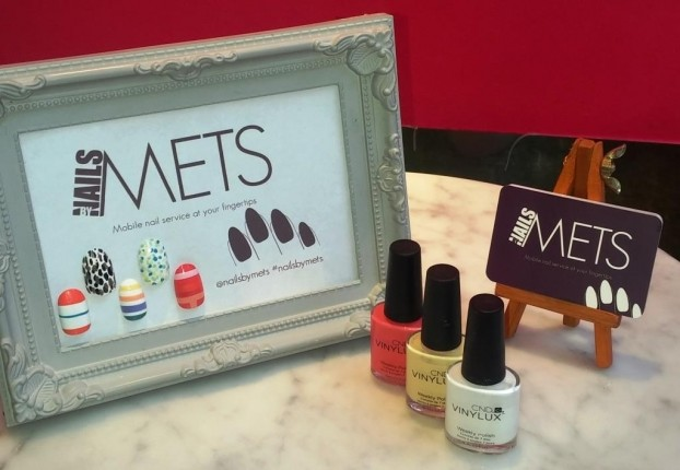 f6ebe3cb05767a EVENT  Crocs Spring Summer 2016 Press Event - Nails by Mets Nails by ...