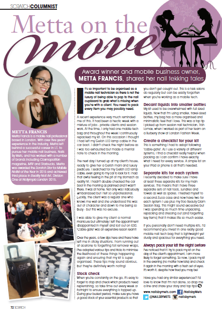 Scratch Magazine - February 2016