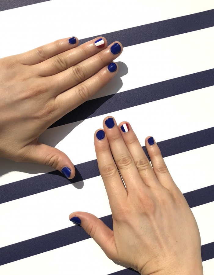 The Chosen Nail Polish Brand Of Choice This Year Was Parisian Kure Bazaar A Luxury French Made Up 85 Natural Ings Based On Wood