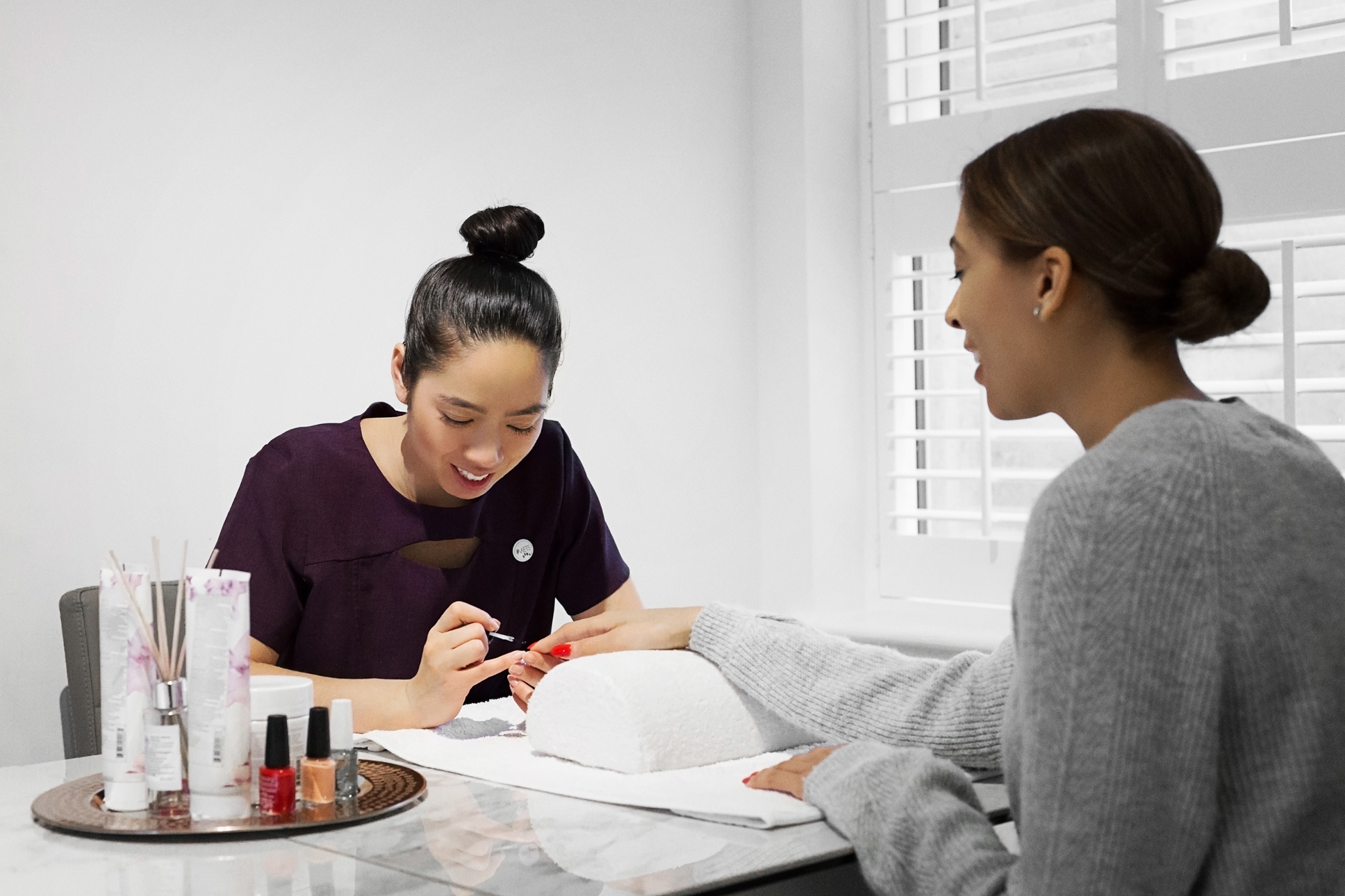 Mobile nail technician & nail artist in London | About - Nails by Mets